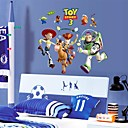 Doudouwo® Wall Stickers Wall Decals, Cartoon the Lovely Toy Story PVC Wall Sticker