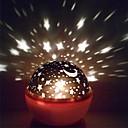 coway automatische Dreh Traum Lichtprojektionslampe (zufällige Farbe)