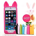 Cute Cat Silicon Soft Case for iPhone 6 (Assorted Colors)