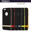 rock new apple following silicone frame case ultra-thin bumblebee shell iphone6 plus 5.5(assorted color)