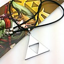 Buy Jewelry Inspired Legend Zelda Cosplay Anime/ Video Games Accessories Necklace Silver Alloy Male