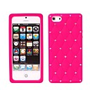 Buy Luxury Bling Crystal Diamond Starry Silicone Back Cover Case iPhone 5/5S(Assorted Colors)