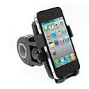 grau biking®360 oeste bicicleta rotativo suporte do telefone clipe de guidão ficar iphone celular gps mp5