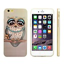 Owl Pattern Protective TPU Soft Case for iPhone 6/6S