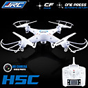 jjrc h5c drone 2.4G 4ch 6-axlig gyro rc quadcopter 360 graders eversion med 2MP hd kamera