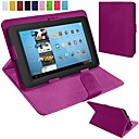 Flip Faux Leather Case with Stand for 9 Inch Universal Tablet PC  (Assorted Colors)