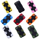 Silicone Shockproof Fallproof Dustproof Case Cover for iPhone 6 Plus(Assorted Color)