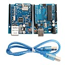 uno r3 bord modul + ethernet shield W5100 modul for Arduino