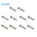 10 pcs E26/E27 7 W 36 SMD 5730 650 LM Warm White/Cool White Corn Bulbs AC 220-240 V