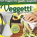 multifunksjonelle vegetabilsk cutter, plast 7 × 13 × 5 cm (2.8 × 5.2 × 2.0 tommer)