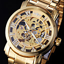 New Watch Men'S Mechanical Skull Skeleton Auto Watches Sport Wristwatch Xmas Gift