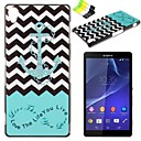Buy Sony Case / Xperia Z3 Pattern Back Cover Anchor Hard PC SonySony Compact Z2