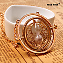 Miss ROSE® Time Turner Pendant Necklace