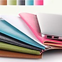 LSS 11'' 12'' 13'' 14'' 15''Ultrathin Innovative Leather Case for Macbook Air (Assorted Colors)