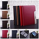 Wkae® Litchi Texture Pattern Full Body Leather Case with Stand for iPad2/3/4(Assorted Colors)