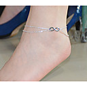 Buy Double Bow Alloy Anklet Party/Daily/Casual (1PC)
