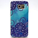 Morning Glory Pattern TPU Soft Case for Samsung Galaxy S6