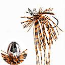 Buy Trulinoya 8.2g Jig Hook Fishing lures Lead Head Hooks (Random Color)