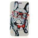 Buy Huawei Case / P8 Card Holder Flip Full Body Dog Hard PU Leather HuaweiHuawei P7 Honor 6