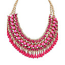 Europe And America Style Atmosphere Necklace  (More Colors)