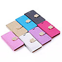 Buy Bling Diamond PU Leather Case Samsung Galaxy S6(Assorted Colors)