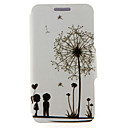 Buy Huawei Case / P8 Lite Flip Full Body Dandelion Hard PU Leather HuaweiHuawei P7