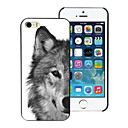 The Wolf Design Aluminum Hard Case for iPhone 5C