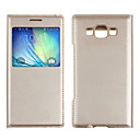 Buy 2015 New Luxury View Window Flip Leather Skin Case Cover Samsung Galaxy A5