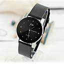 Buy Men's Watches Korean Fashion Watch Black Belt Quartz Wrist Cool Unique