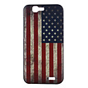 Buy Huawei Case / P8 Pattern Back Cover Flag Hard PC G7