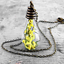 Buy Necklace Pendant Necklaces / Lockets Vintage Jewelry Wedding Party Daily Casual Fashionable Alloy Glass