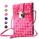 Buy Weave Pattern Diagonal Cell Phone Package iPhone 6 5/5S 4/4S 5C(Assorted Colors)