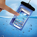 Waterproof Bag 30M Underwater PVC Case with Arm Band and Lanyard for Samsung Galaxy S6 (Assorted Colors)