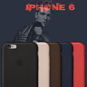 Simple High-Grade Leather Phone Case for iphone 6 (Assorted Colors)