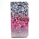Buy Painted Pattern PU Leather Full Body Case Card Slot Stand iPhone 5C