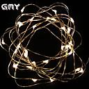 cobre luz GMY navidad luz de la secuencia del alambre