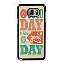 Buy Good Day Design Slim Metal Back Case Samsung Galaxy Note 3/Note 4/Note 5/Note 5 edge