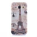 Buy Samsung Galaxy Case Pattern Back Cover Eiffel Tower TPU J1 / Grand Prime Core 2 Alpha Ace 4