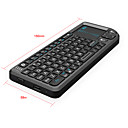 Rii K02+ Mini Wireless Bluetooth Keyboard+TouchPad+Laser Pointer