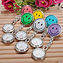 Women's Watch Fashion Colorful Smiling Face Pattern