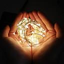 rey ro nueva moda 12m 100LED luz alambre de cobre solar luz del partido impermeable