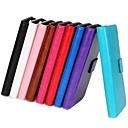 YMX-solido superficie di luce di colore cuoio dell'unità di elaborazione corpo pieno portafoglio cassa del telefono protettiva per iPhone