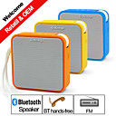 Buy Besteye®G-806 Portable Speaker Silica Cover FM AUX Iphone/Samsung/PC/MP3/MP4 1200mAh Wireless Bluetooth