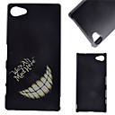 Buy Sony Case / Xperia Z5 Pattern Back Cover Word Phrase Hard PC Compact