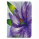 Buy Samsung Galaxy Case Stand / Flip Pattern Full Body Flower PU Leather SamsungTab 4 10.1 Tab 8.0 7.0