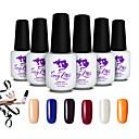 Buy Sexy Mix Soak UV Gel Polish Nail Varnish Art Color