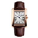 Buy Skmei® Women Fashion Quartz Leather Strap Wrist Watch 30m Waterproof Assorted Colors Cool Watches Unique