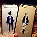 Buy Beautiful Girl Cool Man Pattern Hard Soft TPU Case iPhone 5/5s