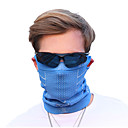 Buy Bike/Cycling Face Mask/Mask Men's Sleeveless Breathable / Dust Proof Terylene Solid Red Blue Free Size Cycling/BikeSpring Autumn