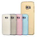Extreme Lightweight Ultra-Thin Transparent Soft Flexible TPU Case for Galaxy S7 S7 Edge S7 Edge Plus(Assorted Colors)